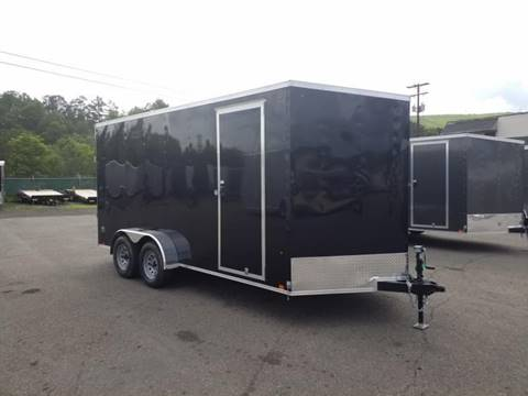2020 Look Trailers STLC 7X16 UTV HEIGHT for sale in Taylor, PA