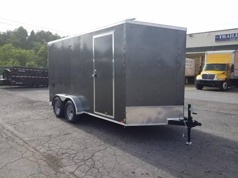 2020 Look Trailers STLC 7X14 UTV HEIGHT for sale in Taylor, PA