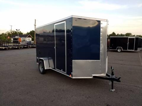 2020 Look Trailers EWLC 6X12 EXTRA HEIGHT  for sale in Taylor, PA