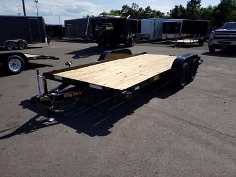2020 Big Tex 60CH-16 6K CAR HAULER  for sale in Taylor, PA