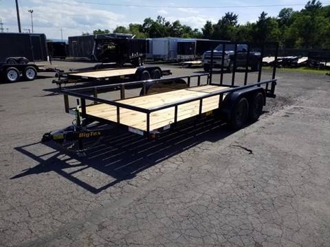 2020 Big Tex 60PI-16 6K UTILITY TRAILER  for sale in Taylor, PA