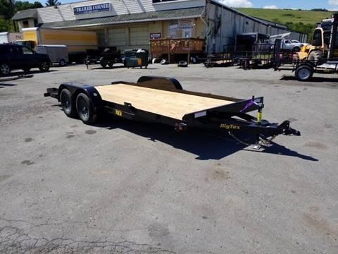 2020 Big Tex 70CH-18 7K CAR HAULER  for sale in Taylor, PA