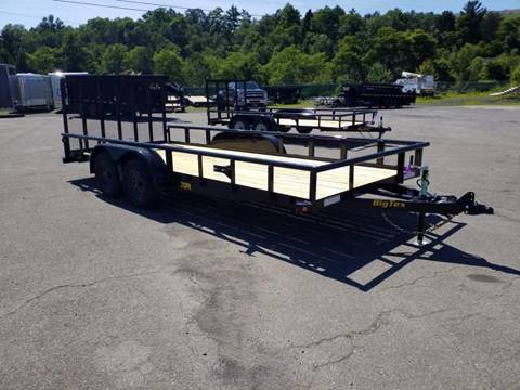 2020 Big Tex 70PI-18 7X18 UTILITY for sale in Taylor, PA