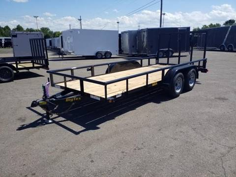 2020 Big Tex 60ES-16 77X16 UTILITY  for sale in Taylor, PA