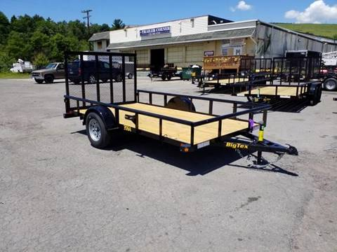 2020 Big Tex 35SA-12 77X12 UTILITY  for sale in Taylor, PA