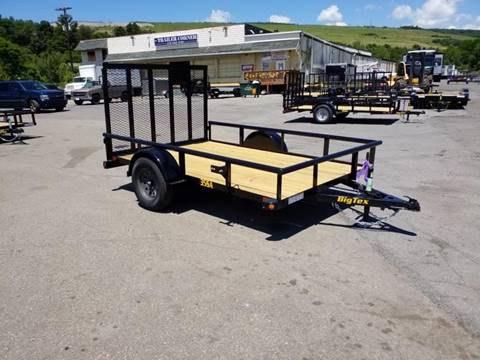 2020 Big Tex 35SA-10 77X10 UTILITY  for sale in Taylor, PA