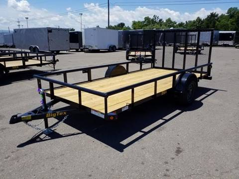 2020 Big Tex 35SA-14 77X14 UTILITY  for sale in Taylor, PA