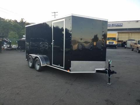 2020 Look Trailers STLC 7X14 EXTRA HEIGHT for sale in Taylor, PA