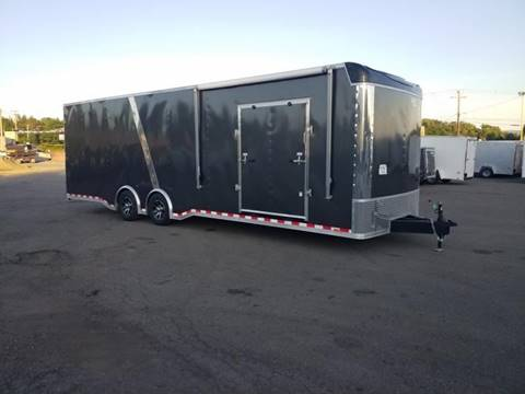 2020 Look Trailers LXT 8.5X30 12K RACE TRAILER  for sale in Taylor, PA