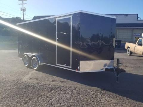 2020 Look Trailers STLC 7X16 EXTRA HEIGHT  for sale in Taylor, PA