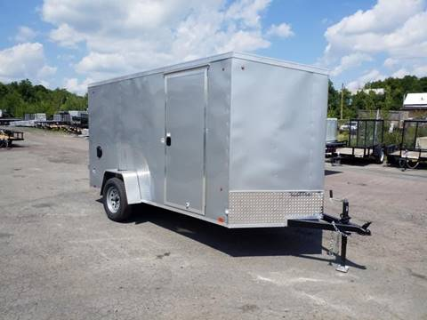 2020 Look Trailers STLC 6X12 RAMP DOOR  for sale in Taylor, PA