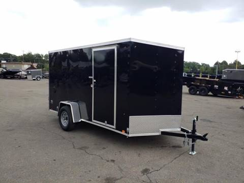 2020 Look Trailers STLC 6X12 BARN DOORS  for sale in Taylor, PA
