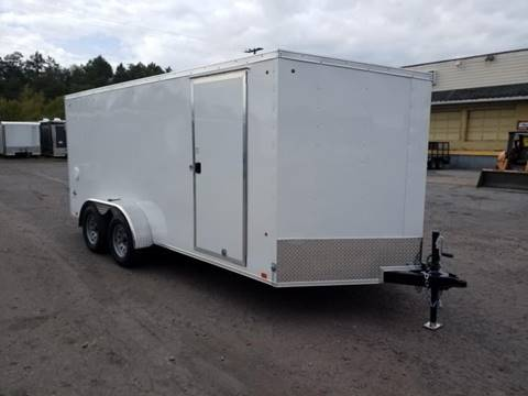 2020 Sure-Trac STLC 7X16 RAMP DOOR  for sale in Taylor, PA