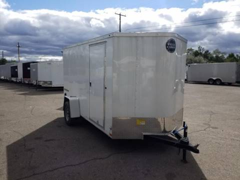 2019 Wells Cargo FT 6X12 RAMP DOOR  for sale in Taylor, PA