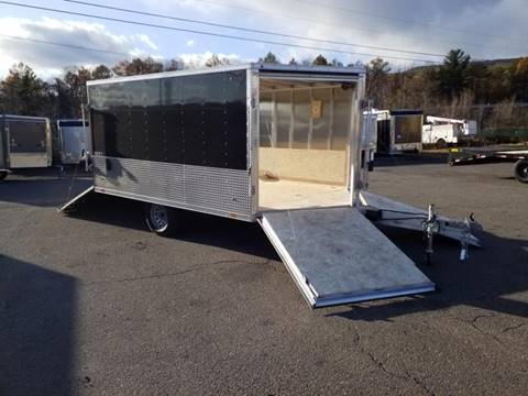 2020 Look Trailers AEDFT 8.5X12 ALUM SNOWMOBILE  for sale in Taylor, PA