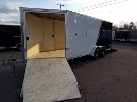 2020 Pace American PASQ 7X23 ALUM SNOWMOBILE  for sale in Taylor, PA