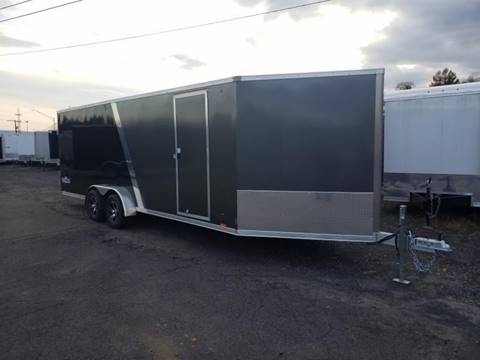 2020 Pace American PASQ 7X27 ALUM SNOWMOBILE  for sale in Taylor, PA