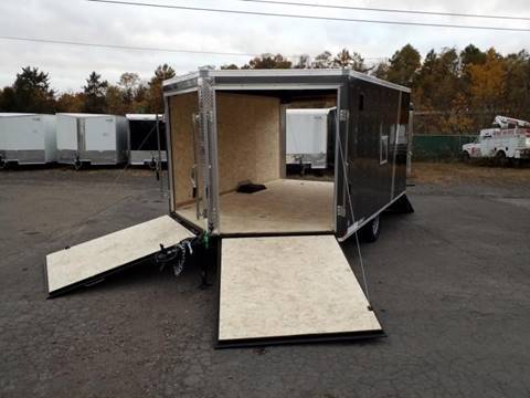 2020 Look Trailers EDFT 8.5X12 SNOWMOBILE TRAILER for sale in Taylor, PA