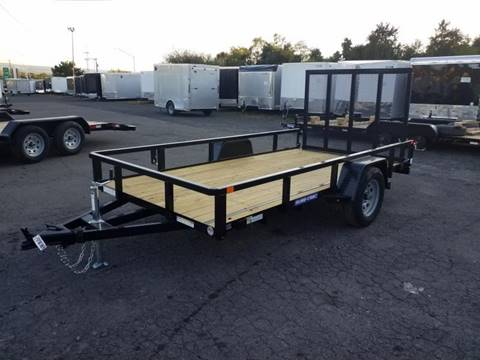2020 Sure-Trac 6X12 TUBE TOP UTILITY  for sale in Taylor, PA