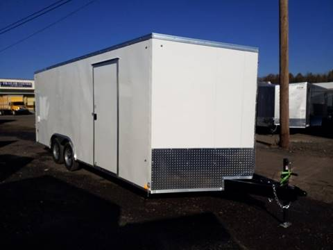 2020 Look Trailers ST 8.5X20 7K DLX CAR HAULER  for sale in Taylor, PA