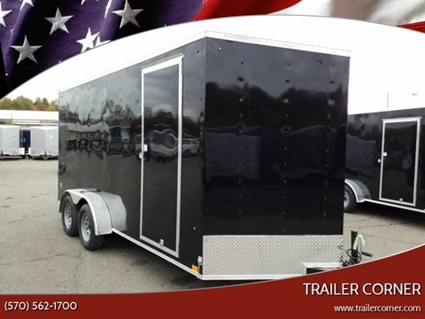 2020 Look Trailers STLC 7X16 UTV HEGHT  for sale in Taylor, PA