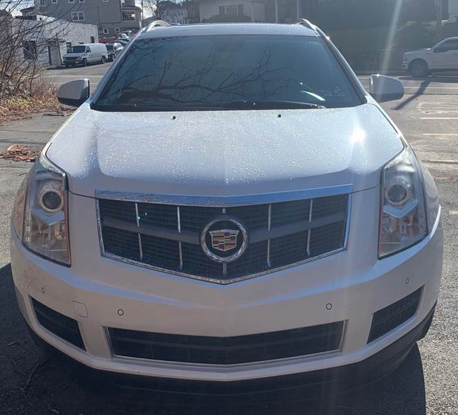 2011 Cadillac Srx Awd Luxury Collection 4dr Suv In Taylor