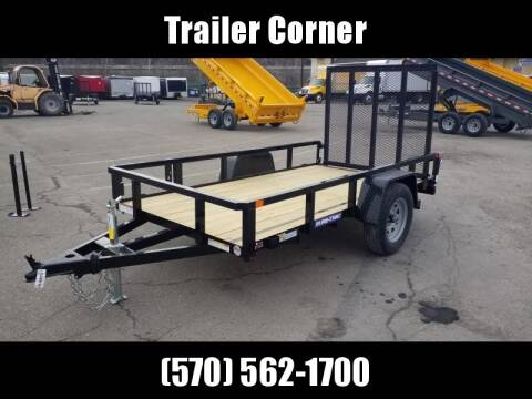 2020 Sure-Trac 5X10 TUBE TOP UTILITY for sale at Trailer Corner in Taylor PA