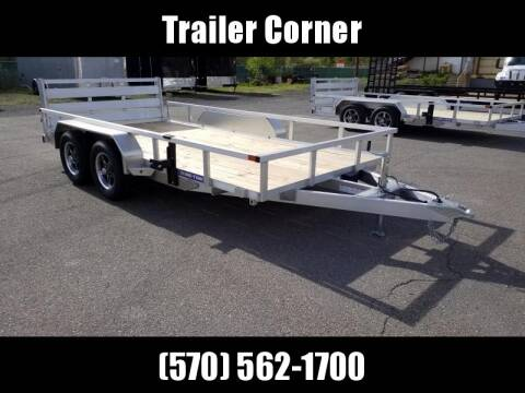 2020 Sure-Trac 7X14 7K ALUMINUM TUBE TOP for sale at Trailer Corner in Taylor PA