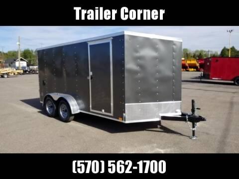 2020 Look Trailers STLC 7X14 RAMP DOOR for sale at Trailer Corner in Taylor PA