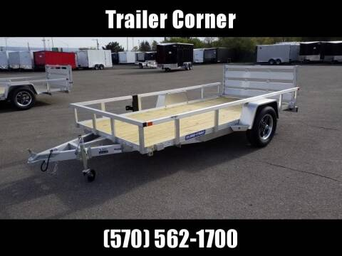2020 Sure-Trac 6X12 ALUMINUM TUBE TOP for sale at Trailer Corner in Taylor PA