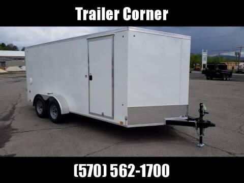 2020 Look Trailers STLC 7X16 RAMP DOOR for sale at Trailer Corner in Taylor PA