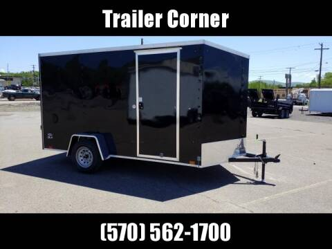 2021 Look Trailers STLC 6X12 EXTRA HEIGHT for sale at Trailer Corner in Taylor PA