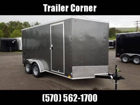 2020 Look Trailers STLC 7X14 EXTRA HEIGHT for sale at Trailer Corner in Taylor PA