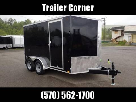 2021 Look Trailers EWLC 7X12 EXTRA HEIGHT for sale at Trailer Corner in Taylor PA