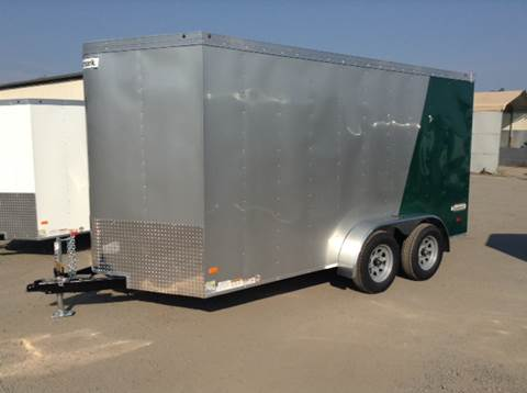 2016 Haulmark Transport 7X14 2 TONED for sale in Taylor, PA