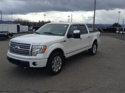 2010 Ford F-150 for sale in Taylor, PA