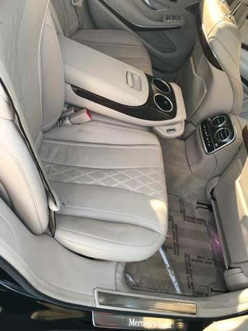 2015 Mercedes-Benz S-Class AWD S 550 4MATIC 4dr Sedan - Latham NY