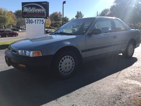 1992 Honda Accord for sale in Latham, NY