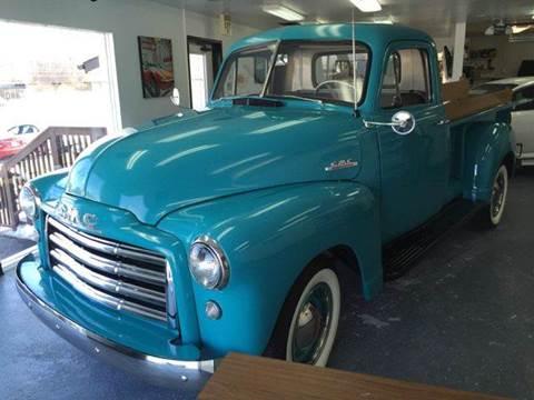 1951 GMC C 1500