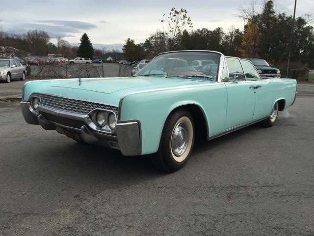 1961 Lincoln Continental  - Latham NY