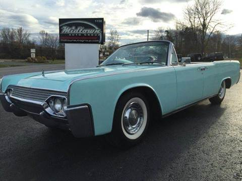 1961 Lincoln Continental For Sale - Carsforsale.com®