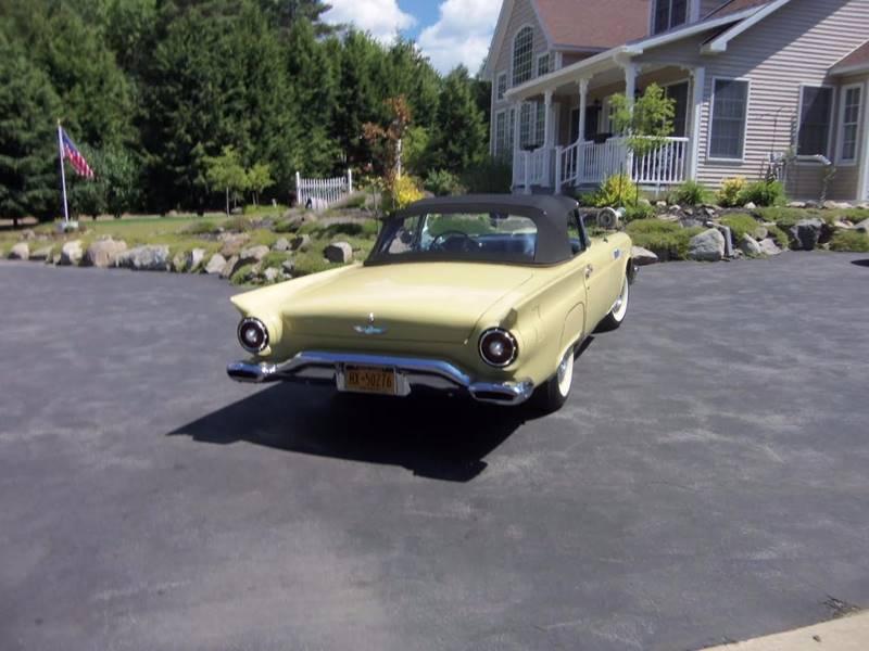 1957 Ford Thunderbird  - Latham NY