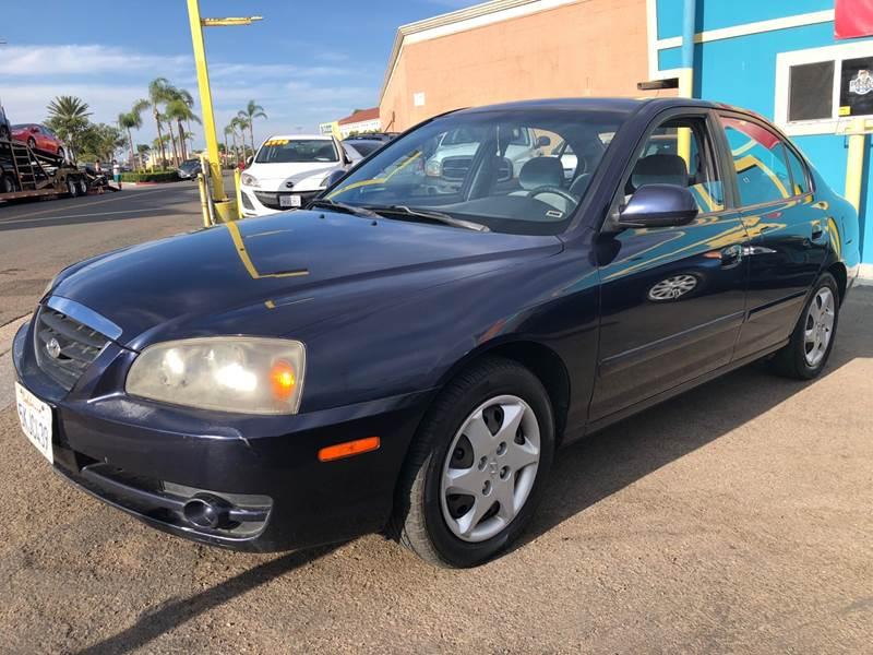2004 Hyundai Elantra GLS 4dr Sedan   San Diego CA
