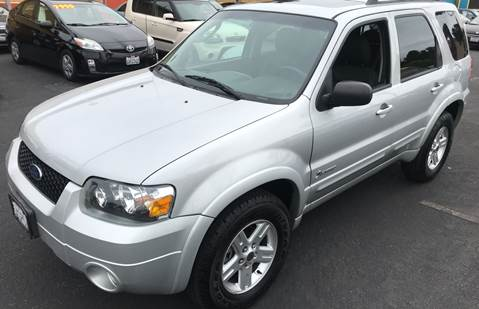 Ford Escape Hybrid For Sale >> Ford Escape Hybrid For Sale In San Diego Ca Carz
