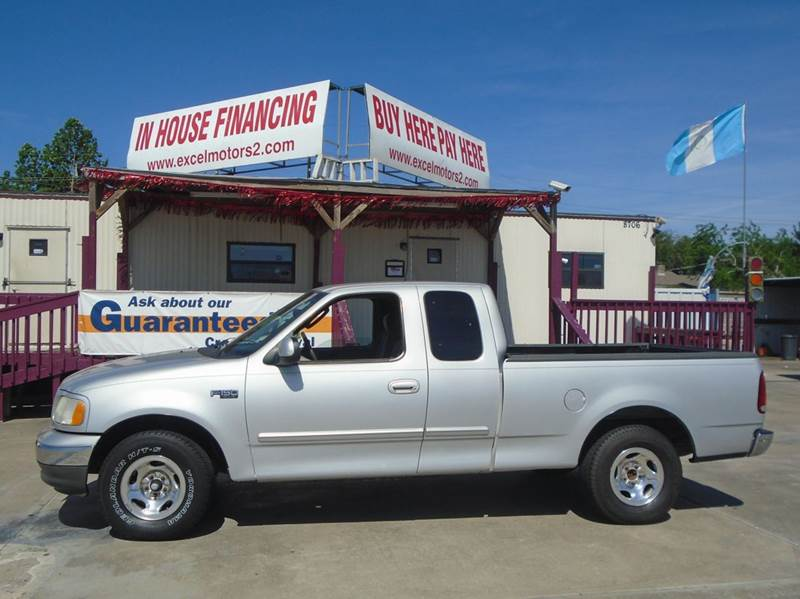 2003 Ford F-150 for sale at Excel Motors in Houston TX