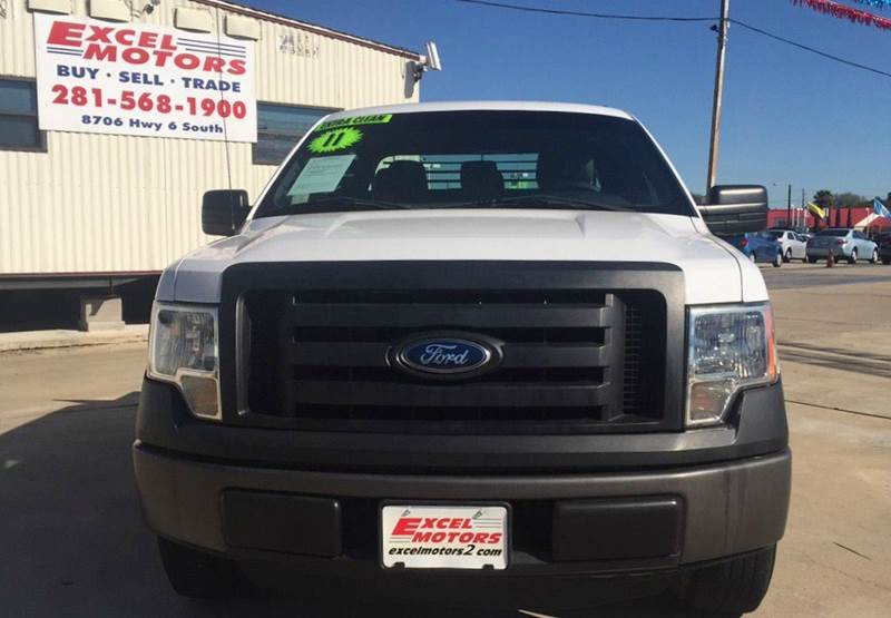 2011 Ford F-150 for sale at Excel Motors in Houston TX