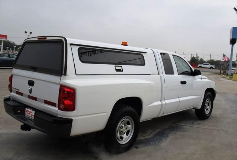 2005 Dodge Dakota for sale at Excel Motors in Houston TX