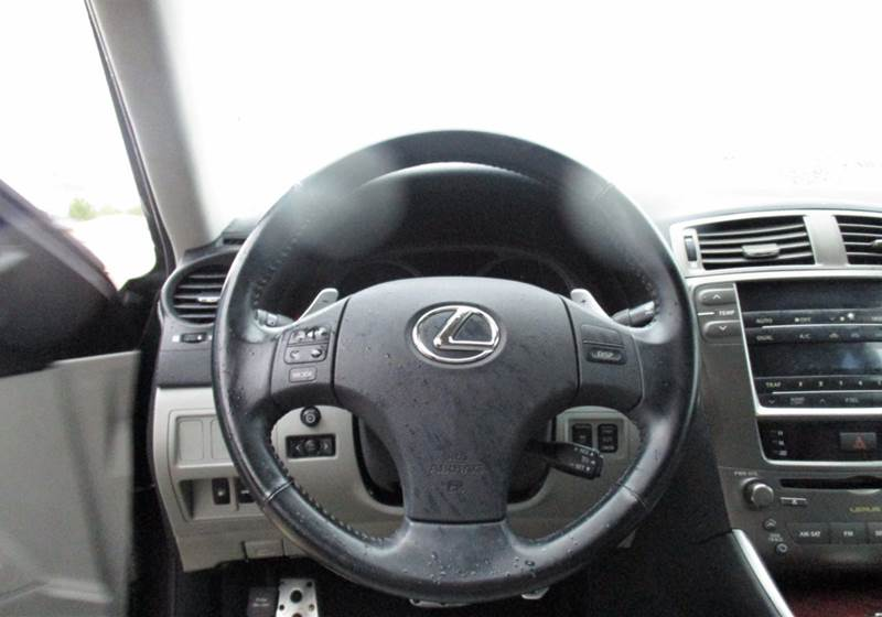 2008 Lexus IS 250 for sale at Excel Motors in Houston TX