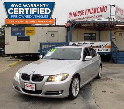 2009 BMW 3 Series for sale at Excel Motors in Houston TX