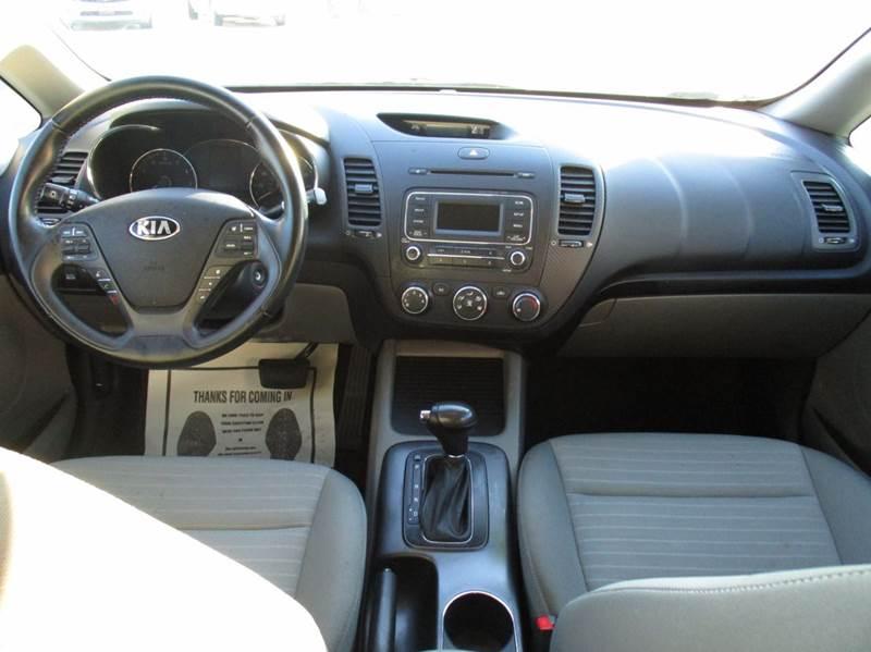 2015 Kia Forte for sale at Excel Motors in Houston TX